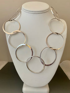 Artful Loop Necklace