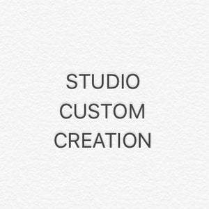 Studio Custom Creation