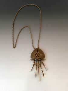 Bronze Necklace - JACK BOYD ART STUDIO and RON BOYD DESIGNS