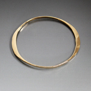 Bronze Oval Shape Bracelet - JACK BOYD ART STUDIO and RON BOYD DESIGNS