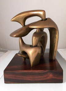 Bronze Sculpture - JACK BOYD ART STUDIO and RON BOYD DESIGNS