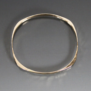 Bronze Square Shape Bracelet - JACK BOYD ART STUDIO and RON BOYD DESIGNS