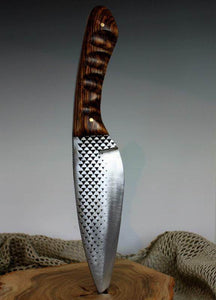 Custom Chef's Kitchen Knife - JACK BOYD ART STUDIO and RON BOYD DESIGNS
