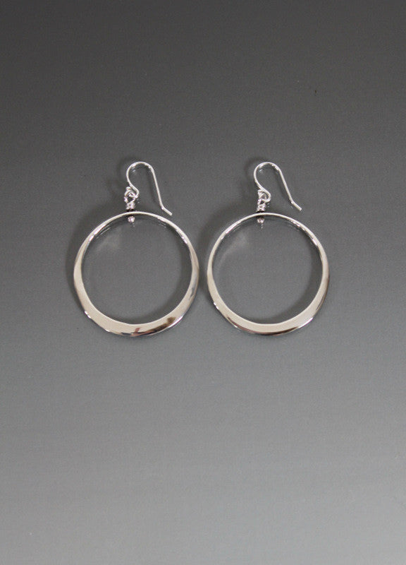 Sterling Silver Earrings - JACK BOYD ART STUDIO and RON BOYD DESIGNS