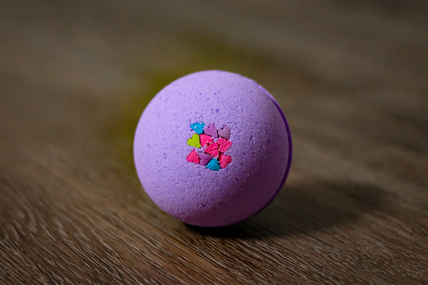 Foaming Bath Bomb