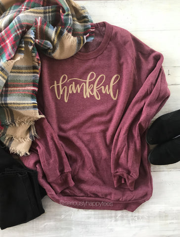 Thankful Unisex Champ Fleece
