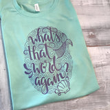 What's That Word Again Unisex Tee