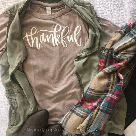Thankful Keeper Tee
