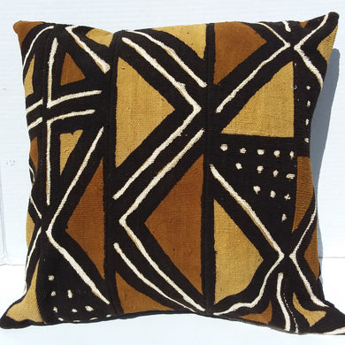 Mudcloth Pillow - TheAfroChicBoutique