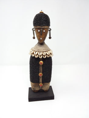 Small Black Namji Doll
