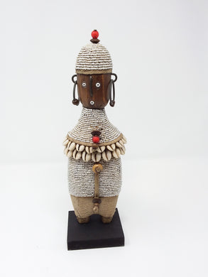 Small White Namji Doll