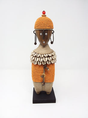 Small Orange Namji Doll