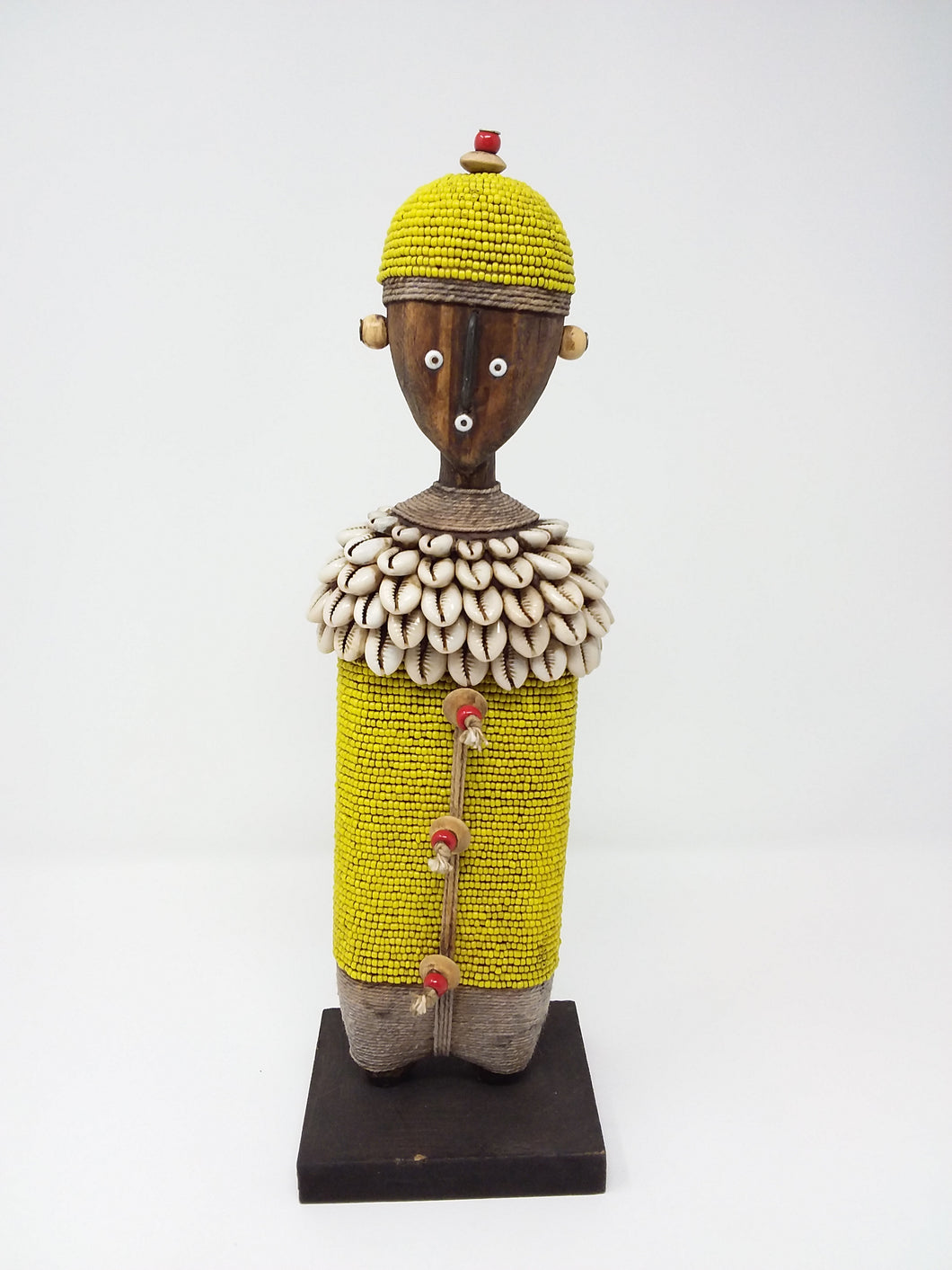Namji Doll Med Yellow