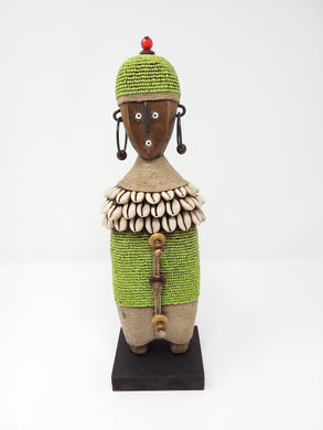 Small Green Namji Doll