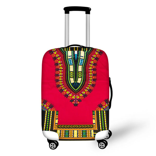 Dashiki Suitcase Covers - The AfroChic Boutique