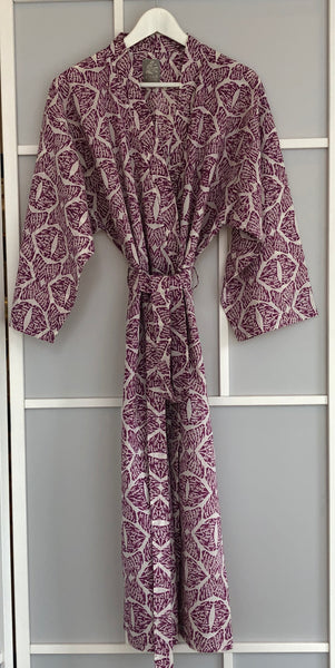 Tahlequah<br> Colour Bougainvillea<br> Robe