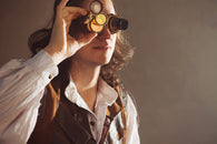 Monocles and Magnifiers