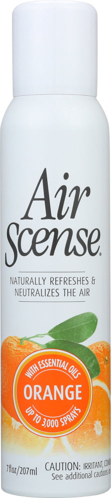 AIR SCENSE: Air Freshener Orange, 7 oz - Go Steampunk