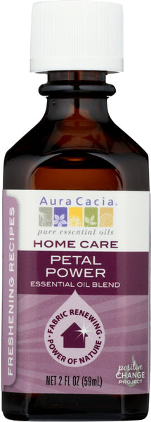 AURA CACIA: Essential Oil Petal Power 2 oz