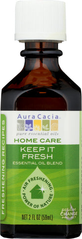 AURA CACIA: Essential Oil Home Care Fresh 2 oz