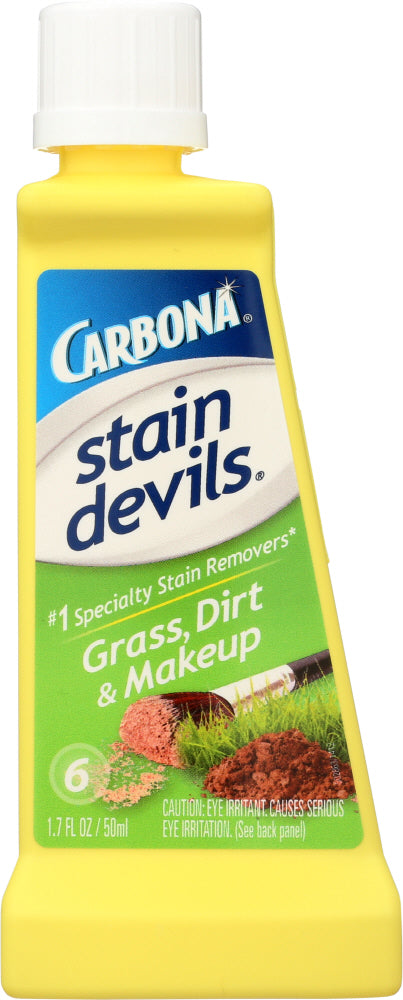 CARBONA: Stain Devils #6 Grass Dirt and Makeup, 1.7 oz - Go Steampunk