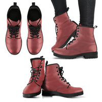 Breadwinner Powerlips - Leather Boots for Women - Go Steampunk