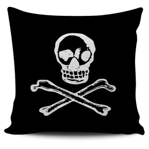 Pirate Skulls Pillow Cover4 - Go Steampunk