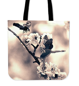Bluebell (Dream) Tote Bag - Go Steampunk
