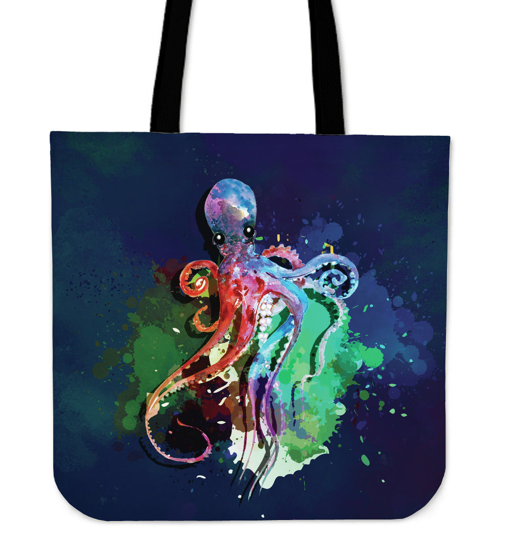 Octopus Tote Bag - Go Steampunk