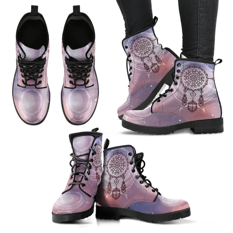 DreamCatcher 5 Handcrafted Boots - Go Steampunk