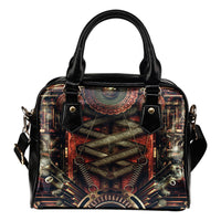 Steampunk Shoulder Handbag - Go Steampunk