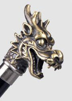 Hidden Sword Chinese Zodiac Umbrellas dragon - Go Steampunk