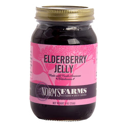 NORM'S FARMS ELDERBERRY JELLY - Go Steampunk