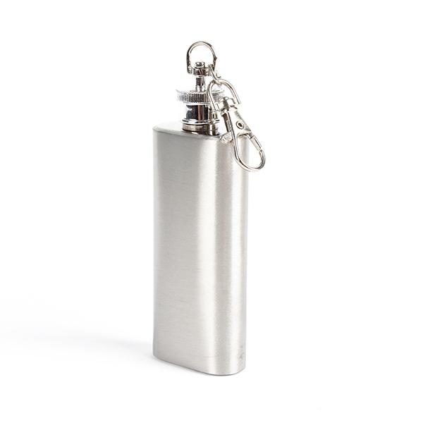 2 OZ Mini Stainless Steel Hip Liquor Whiskey Alcohol Flask - Go Steampunk