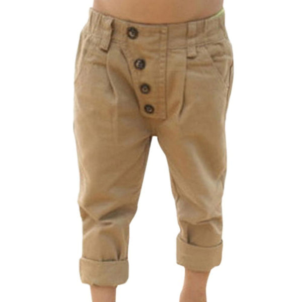 Retro Toddler Trousers