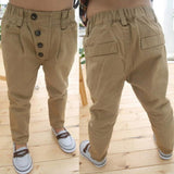 Retro Toddler Trousers - Go Steampunk
