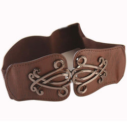 Lace and Filagree Belt