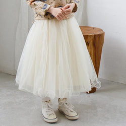 Tutu Puff Kids Skirt