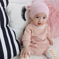 Ruffles Baby Cotton Knitted Suit - Go Steampunk