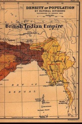 British Indian Empire: Steampunk Journal/ Notebook