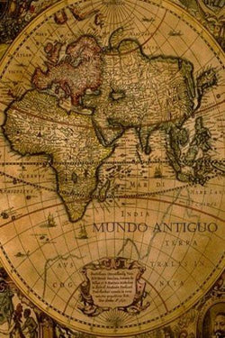 Mundo Antiguo: Steampunk Notebook and Journal