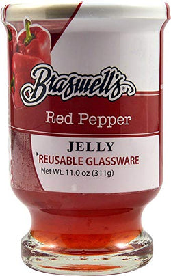 BRASWELL: Jelly Red Pepper, 11 oz