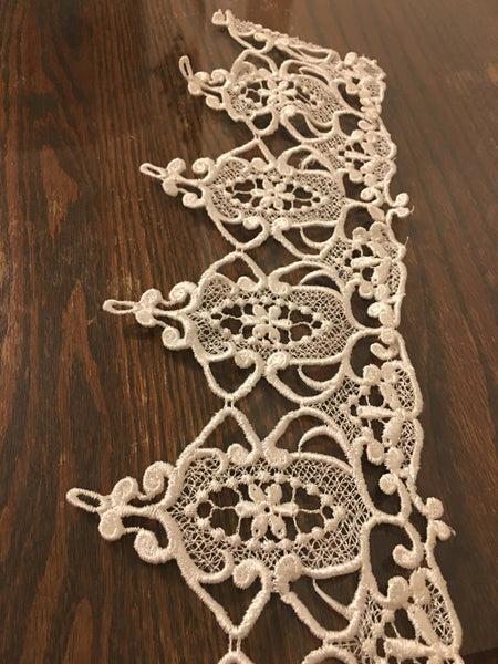 Salvaged Lace