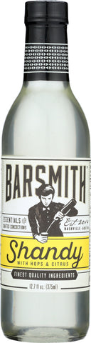 BARSMITH: Mix Shandy Hops Citrus, 12.7 oz