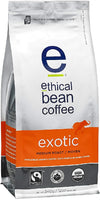 ETHICAL BEAN: Coffee Medium Roast Exotic, 12 oz