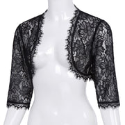 Lace Bolero Jacket - Go Steampunk