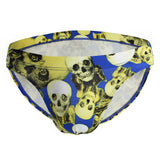 Men's Skull Swim Suits