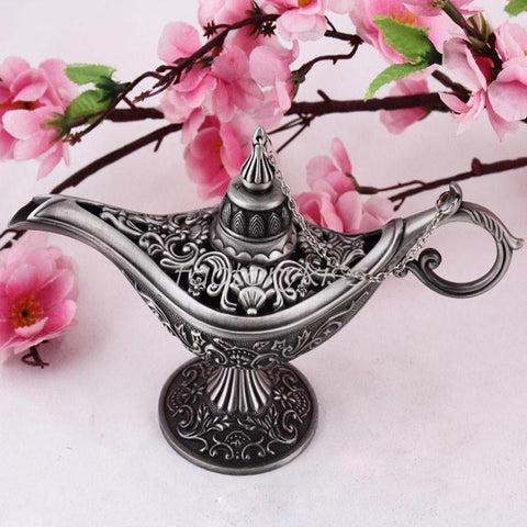 Fairy Tale Aladdin Magic Genie Lamp