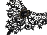 Handmade Vintage Lace Necklace Collar