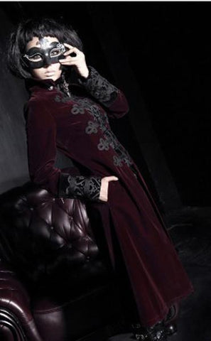 Women's Coat - Go Steampunk